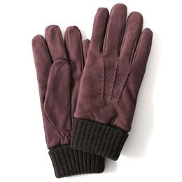 KURODA(クロダ) ヤギ革 メンズ 手袋 カーバネット