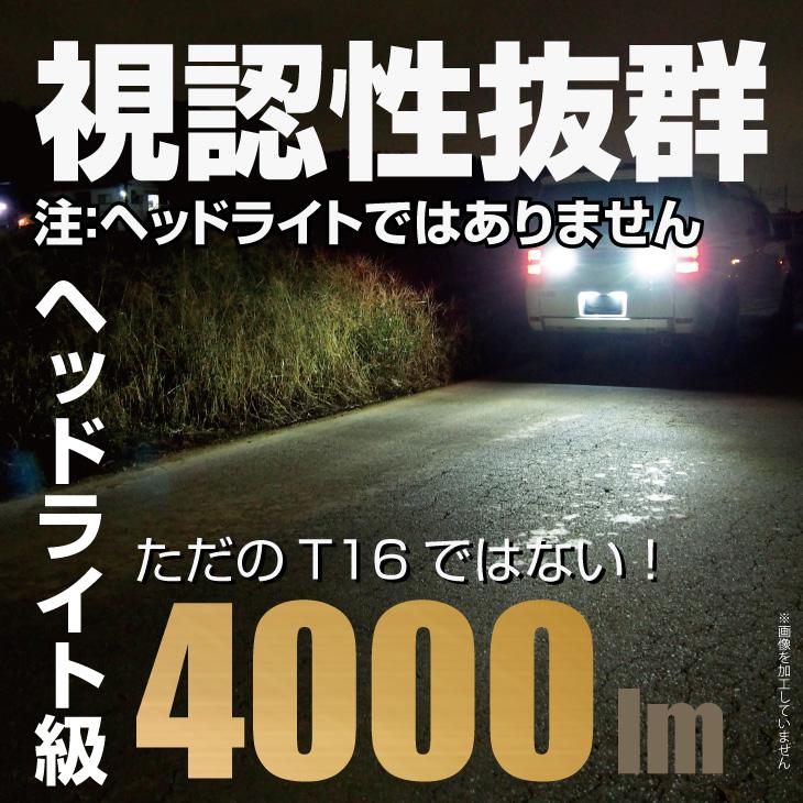 爆光 4000ルーメン