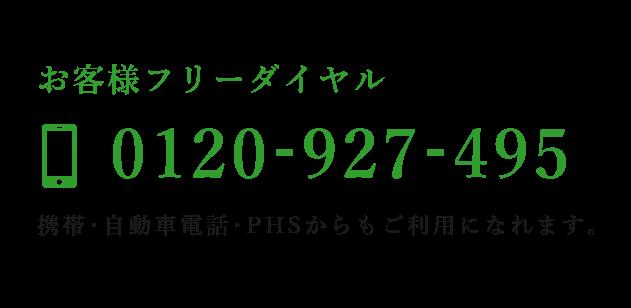 0120-927-495
