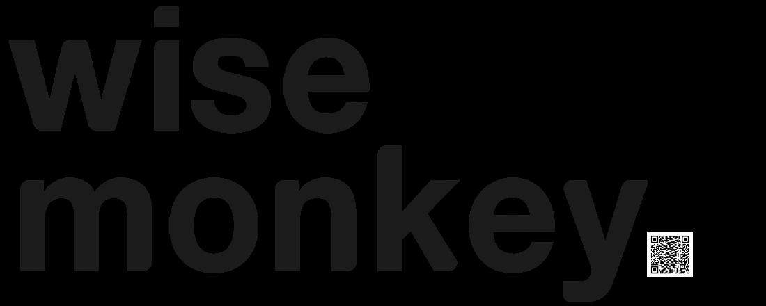 wise monkey文字画像