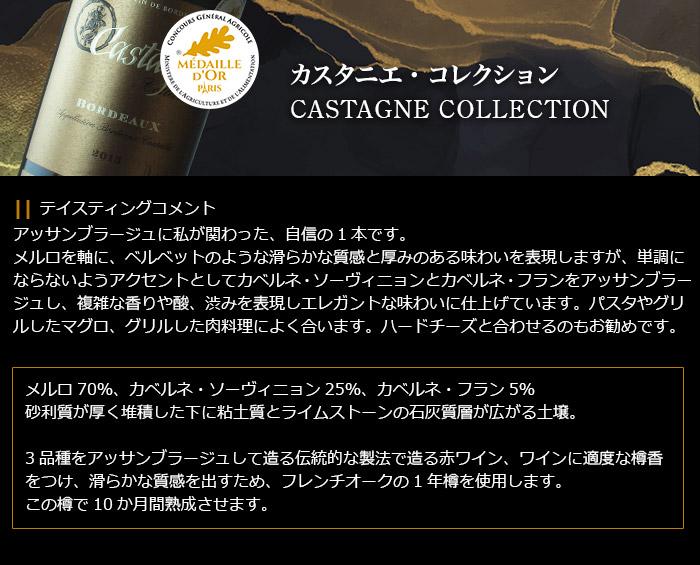 カスタニエ・コレクション