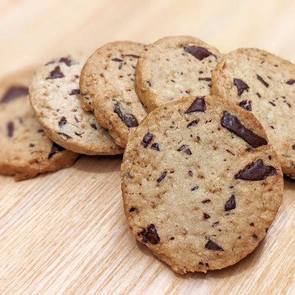米ぬかのクッキー
