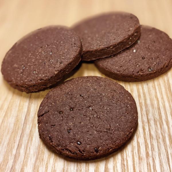 ジンジャーチョコクッキー