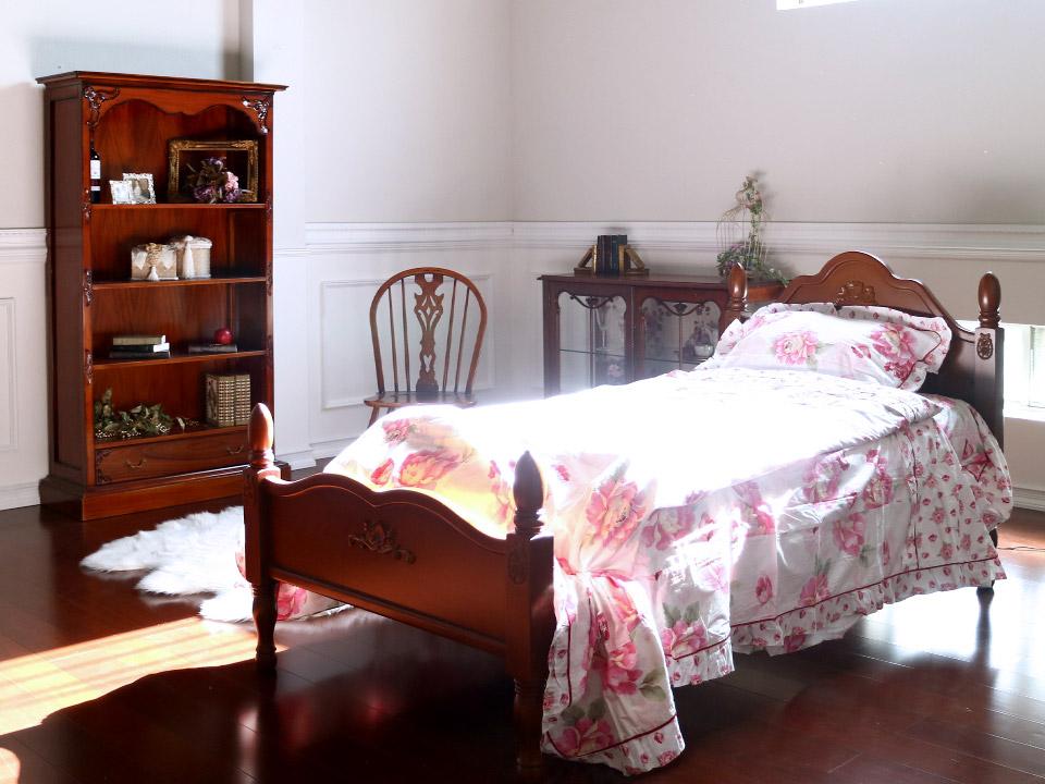 眠る空間もベッドもおしゃれに