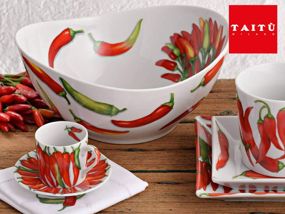 イタリア食器 TAITU