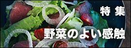野菜のよい感触|和食器コーディネイト