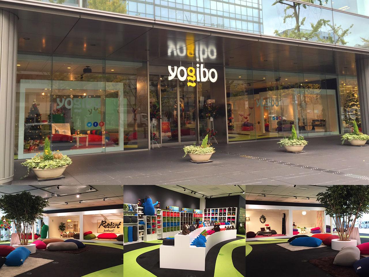 Yogibo Store 御堂筋本町店