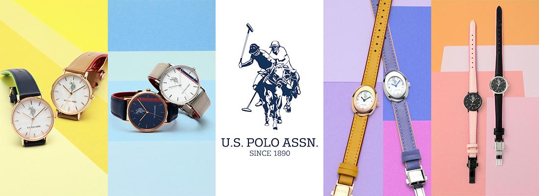 USポロ 時計 | 腕時計本舗 | 公...