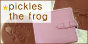 Pickles the frog(ピクルス)