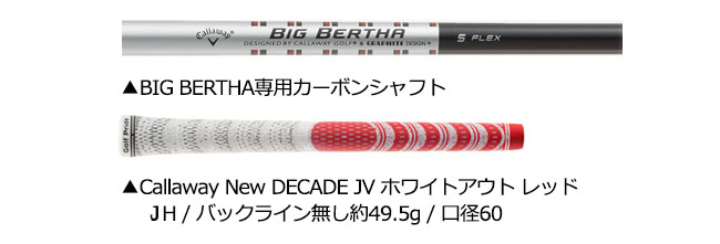 BIG BERTHA ALPHA 815 �ե������������å�