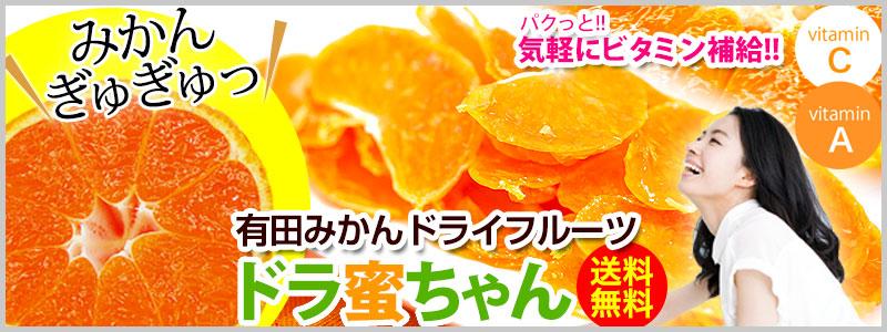 有田みかん ドライフルーツ