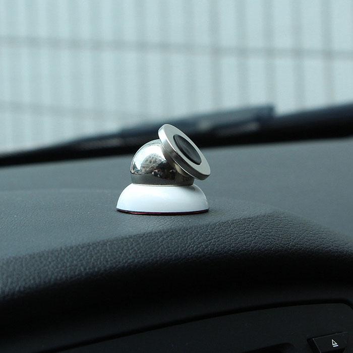 マグネットタイプ スマートフォンホルダー 車載ホルダー 携帯ホルダー 磁石 マグネット モバイル車載スタンド フロントガラス ダッシュボード 360度回転 ◇YK-09B