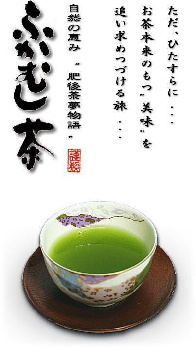 肥後茶夢物語 深蒸し茶