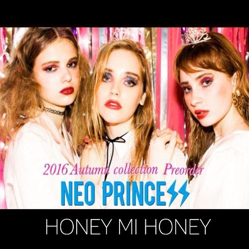 Honey mi Honey 16秋冬