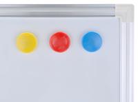商品説明画像(WHO-1890:片面脚付きホーロー板面ホワイトボード(無地))