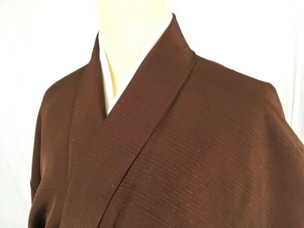 ウォッチリストランキング4位:紬は洒落着として楽しむ織りの着物です