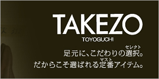 TAKEZO for men / タケゾー