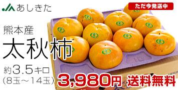 太秋3.5キロ