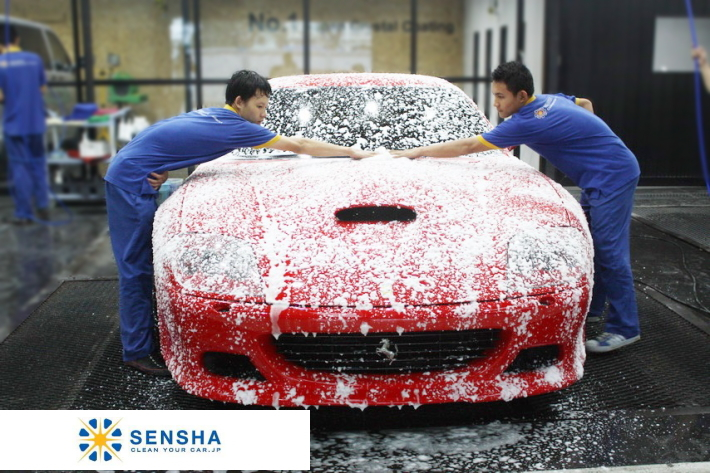 カーシャンプー/洗車/洗車用品/自動車シャンプー/水垢/水垢除去