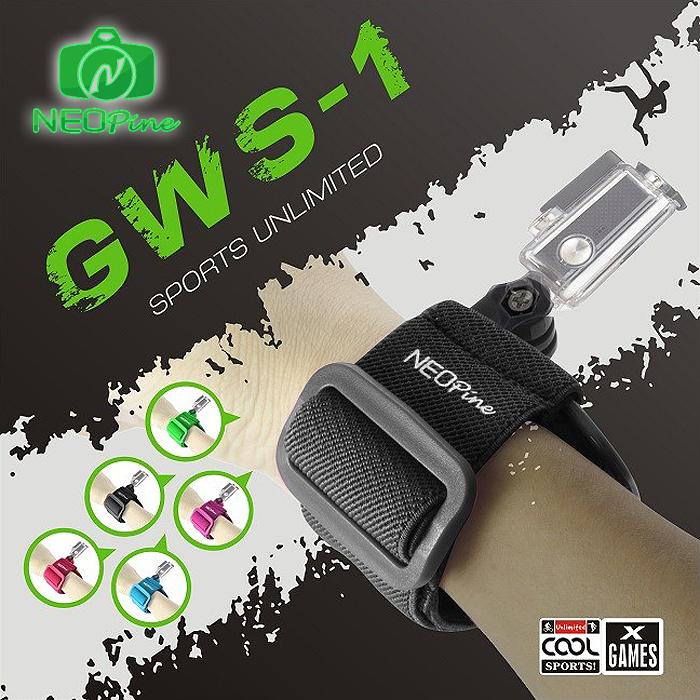 ��NEOPine��Ĵ���ǽ ��ž�Х�� �ۥ���� GoPro ����� ��� ���ȥ�åץޥ���� �ꥹ�ȥ��ȥ�å� ��GWS-1