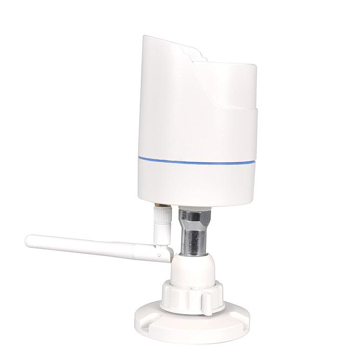 100万画素 HD 防水 IP Camera iOS Android対応 ネットワークカメラ赤外線LED 30個搭載 夜間の視界は15m 防犯カメラ 屋外