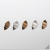 箸置-木の葉 5ヶ入