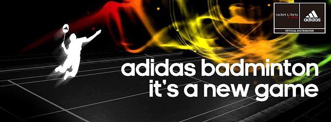 アディダス adidas バドミントンラケット