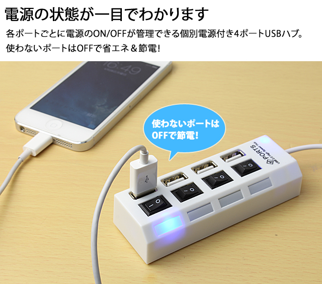 usb hub switch