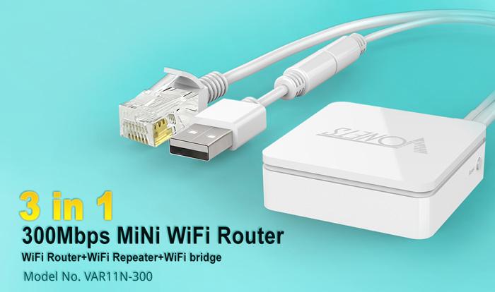 Wifi ルーター ブリッジ