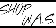西海岸からカルト系カルチャーを発信している新鋭ブランド。shop W.A.S
